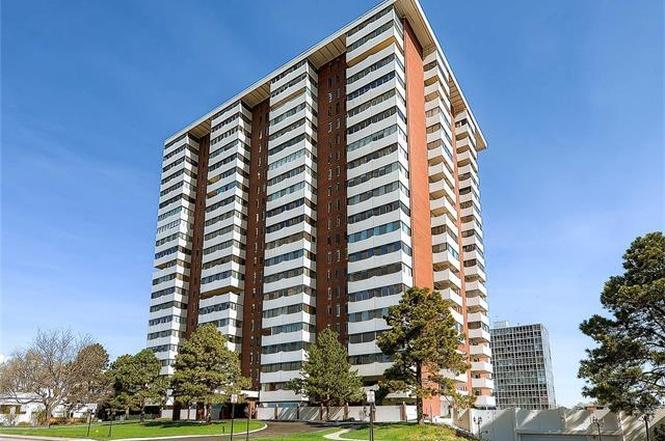 The exterior of 3131 E. Alameda Avenue. (Courtesy of Redfin)