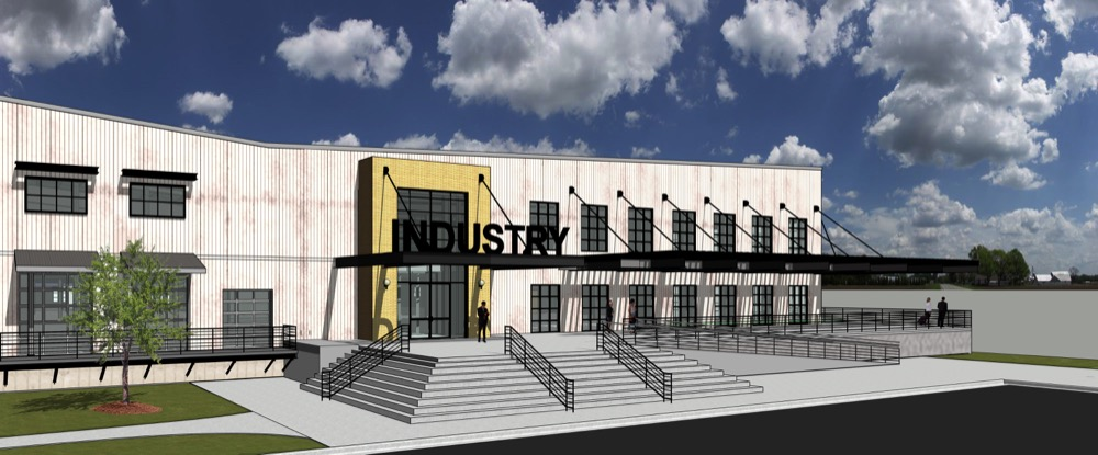 A rendering of INDUSTRY at RiNo Station. (Courtesy INDUSTRY)