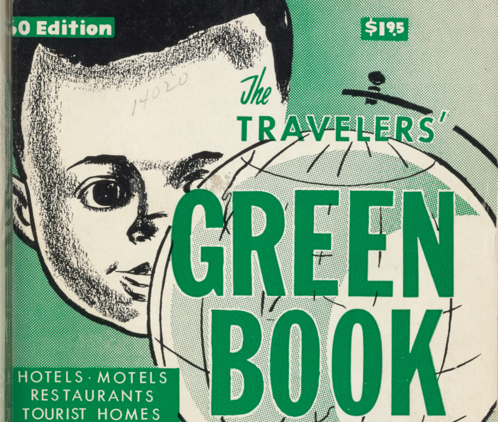 The cover of the 1960 Green Book. (Courtesy of The New York Public Library)
