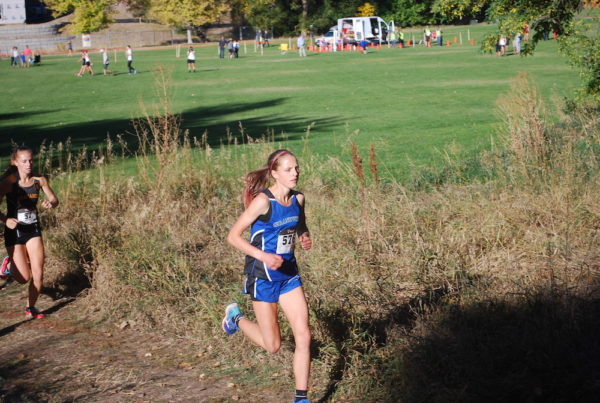 Brie Oakley was recently named the top girls cross country runner in the nation by Gatorade. (Photo courtesy of Mike Oakley)