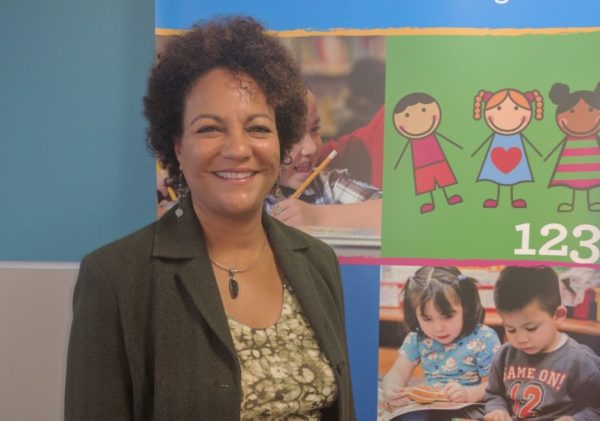 Lisa Roy, Denver Public Schools' new executive director of early childhood, started in October. (Courtesy of Lisa Roy)