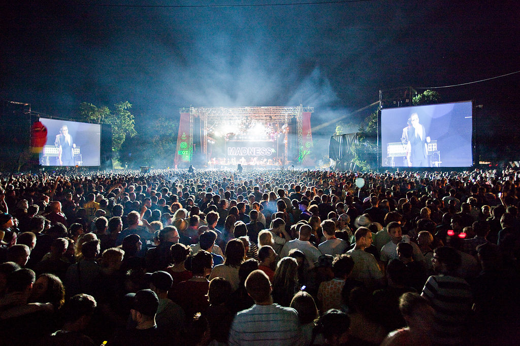 The Madness at Main stage festival in 2009, which has no relation to the event proposed for Denver or Westminster. (Exit Photo Team/Wikimedia Commons)
