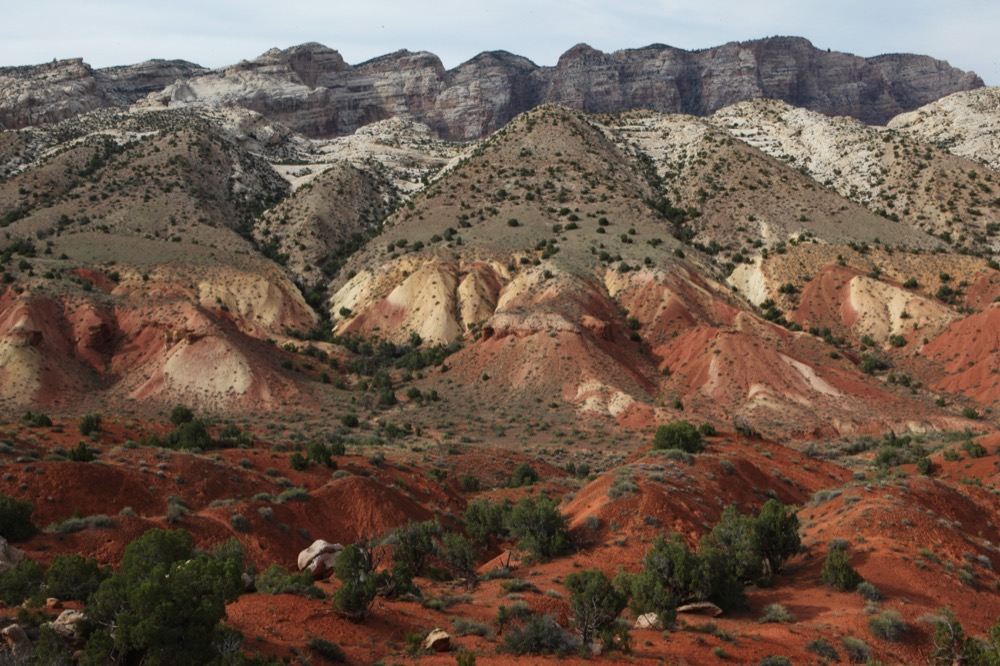 The unreal geography of Dinosaur National Monument. (Andrew Kenney/Denverite)