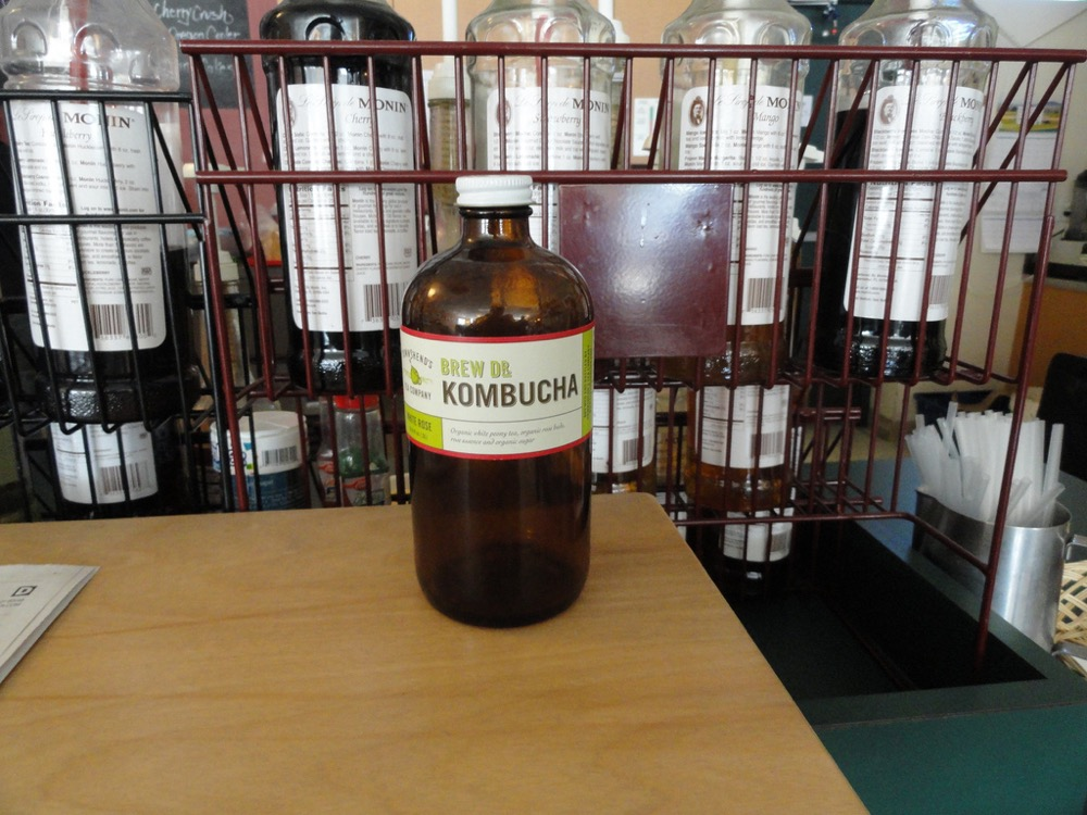 Kombucha (Pouregon/Flickr)