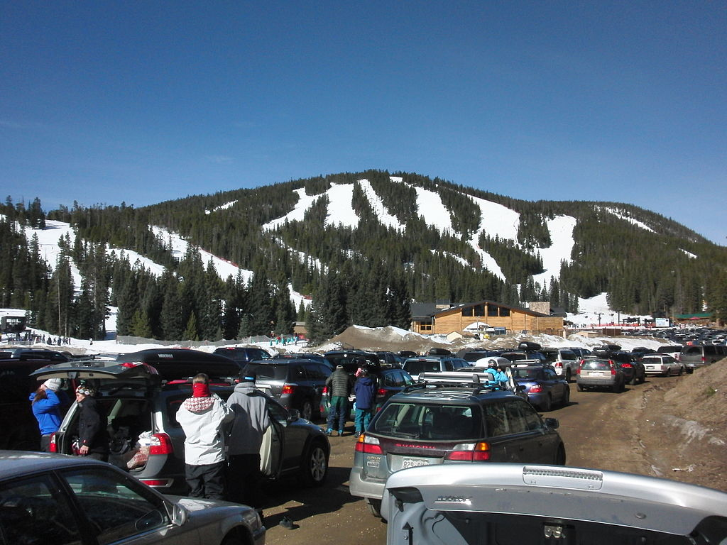 Eldora Mountain Resort. (KamenG/Wikimedia Commons/CC-BY-SA-3.0)