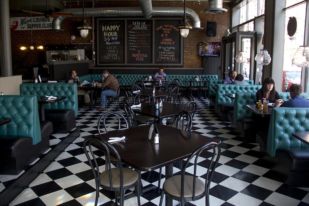 The Wazee Supper Club, LoDo. (Kevin J. Beaty/Denverite)  lodo; downtown; denver; colorado; kevinjbeaty; denverite; food; nightlife;