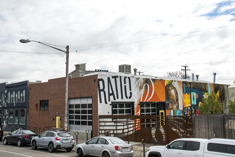 Ratio Beerworks in Five Points. (Kevin J. Beaty/Denverite)  denver; colorado; kevinjbeaty; denverite; Five Points; beer; nightlife; food;