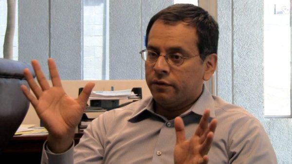 Henry Roman, president of the Denver Classroom Teachers Association.