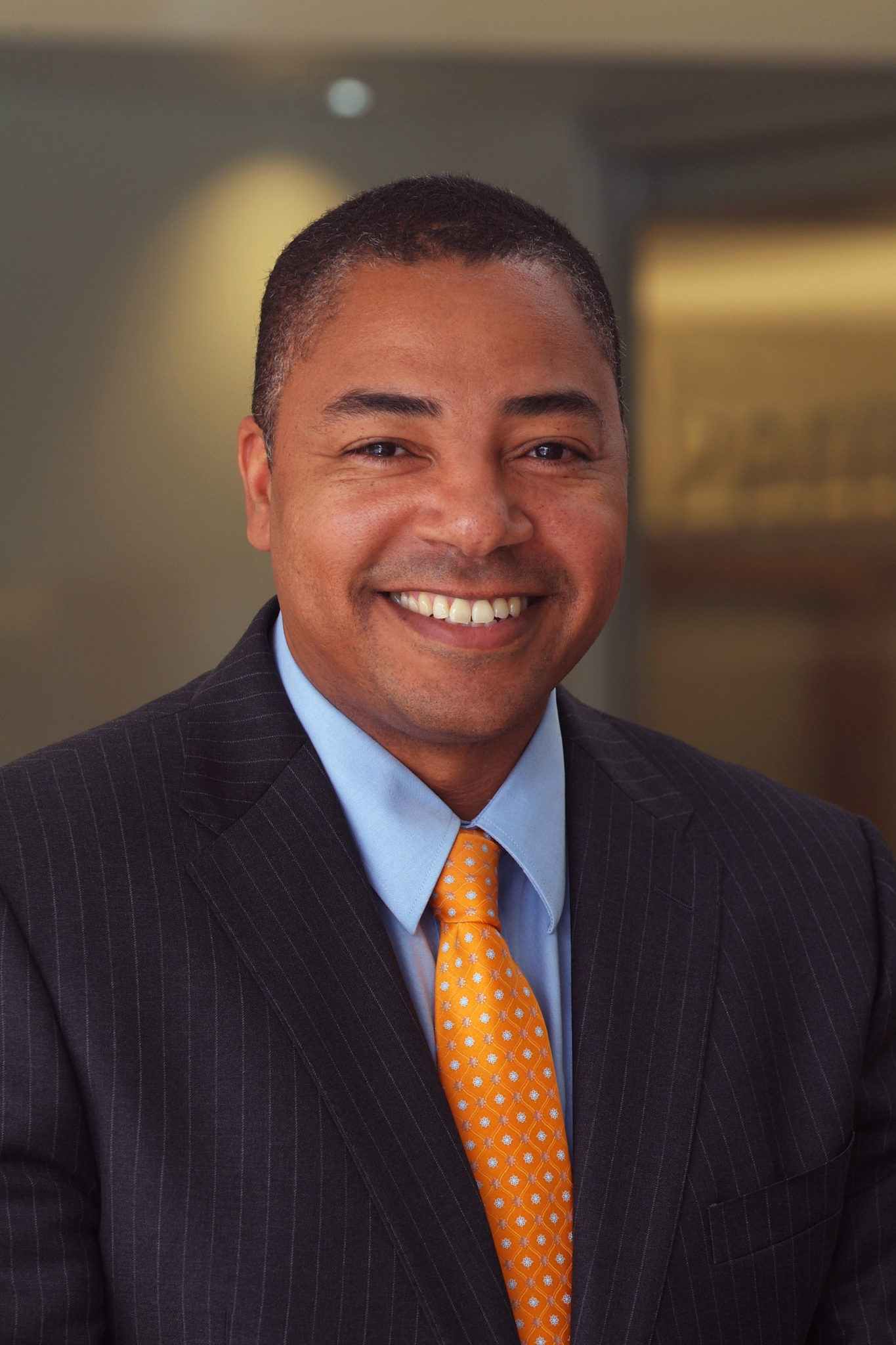 Outgoing executive director of the Denver Office of Economic Development, Paul Washington. (Courtesy photo)