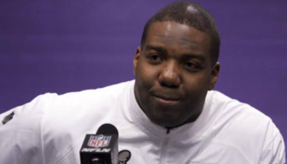 Russell Okung is moving on from Denver, according to a report. (Flickr)