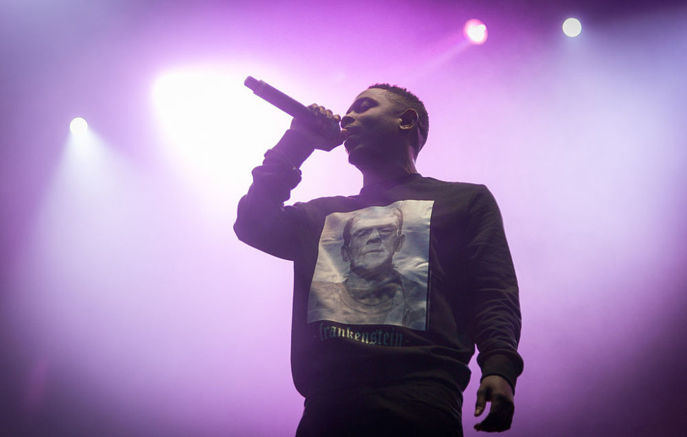 Kendrick Lamar in 2013. (Jørund Føreland Pedersen/Wikimedia Commons)