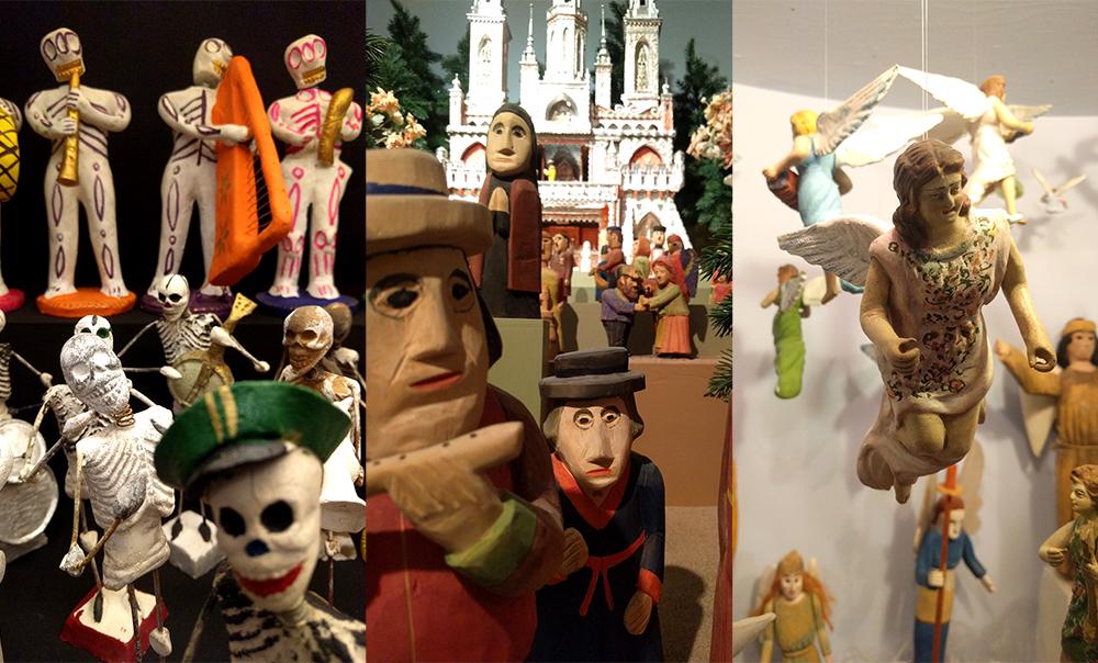 Santa Fe's Museum of International Folk Art. (Kevin J. Beaty)  new mexico; road trip; travel; kevinjbeaty; denveritea