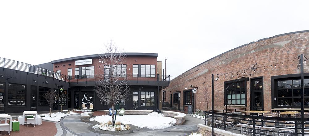 Backyard on Blake, RiNo. (Kevin J. Beaty/Denverite)  denver; colorado; denverite; kevinjbeaty; backyard on blake; rino; five points; development; commercial real estate;