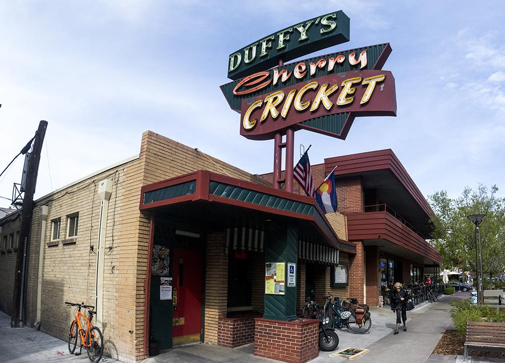 Cherry Creek's Cherry Cricket. (Kevin J. Beaty/Denverite)  food; restaurant; kevinjbeaty; denver; denverite; colorado; cherry creek; cherry cricket;