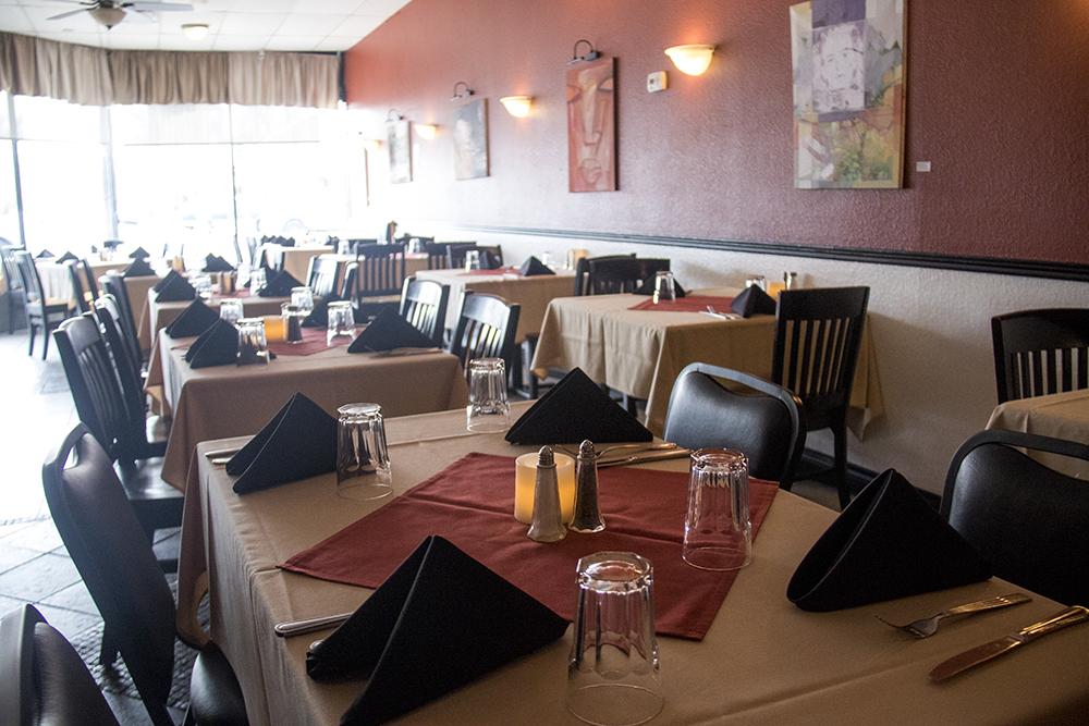 Inside Phoenician Kabob on Colfax Ave. at Ivy St. (Kevin J. Beaty/Denverite)  food; restaurant; kevinjbeaty; denver; denverite; colorado; colfax;