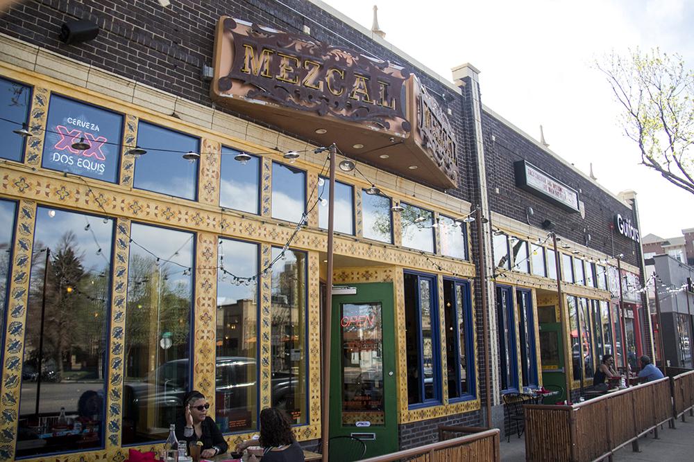 Mezcal on Colfax Avenue. (Kevin J. Beaty/Denverite)  bars; food; nightlife; patios; kevinjbeaty; denver; colorado; kevinjbeaty; denverite;