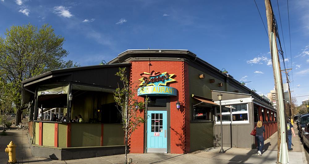 Benny's Restaurant and Tequila Bar on 7th Avenue. (Kevin J. Beaty/Denverite)  bars; food; nightlife; patios; kevinjbeaty; denver; colorado; kevinjbeaty; denverite;