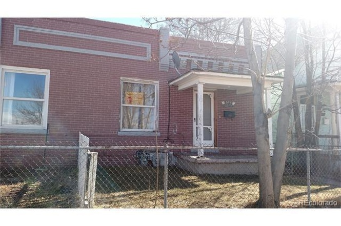 The exterior of 3608 North Marion Street. (Courtesy of Redfin)