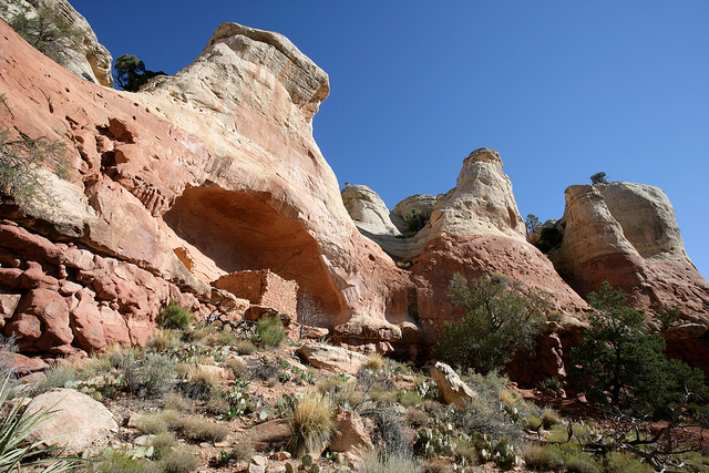 Canyons of the Ancients National Monument. (Bureau of Land Management)