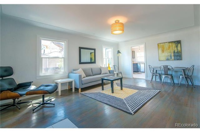 The interior of (Courtesy of Redfin)