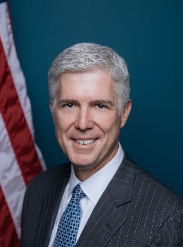 Supreme Court nominee Neil Gorsuch of Colorado. (White House)