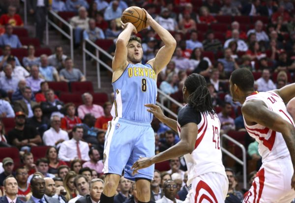 The Nuggets are the worst offensive team in clutch situations in the NBA. (Troy Taormina/USA Today Sports)
