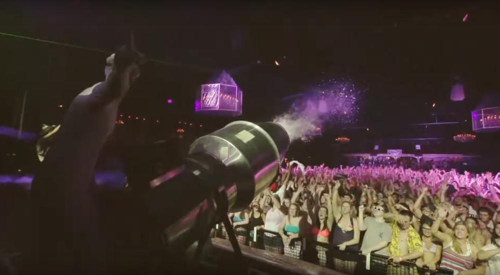 Last year's Foam Wonderland concert in Denver. (Foam Wonderland/YouTube)