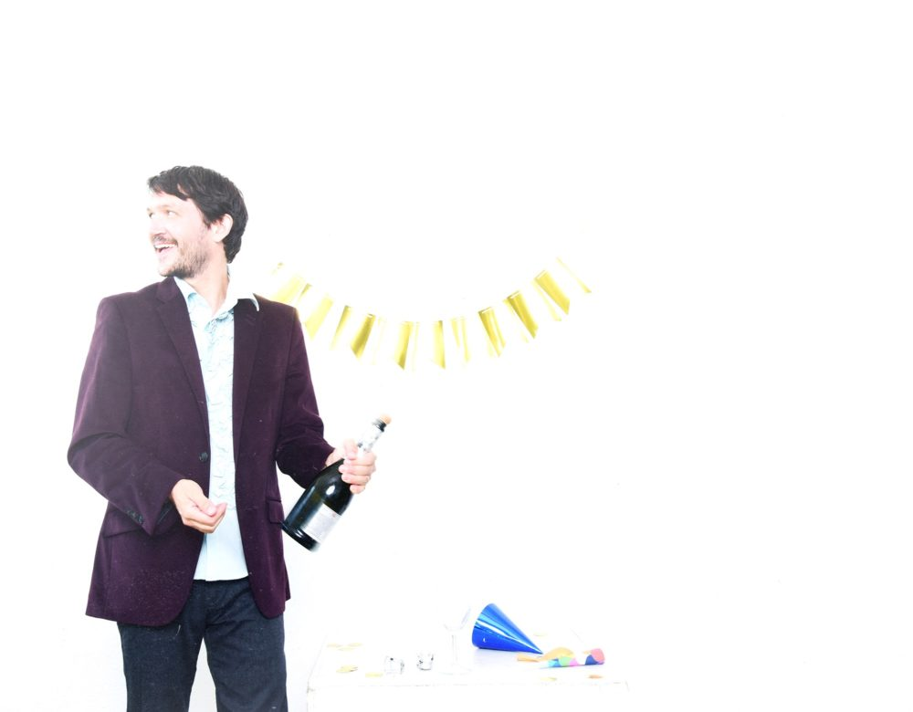 Tim Kasher. (Courtesy of Ground Control Touring)