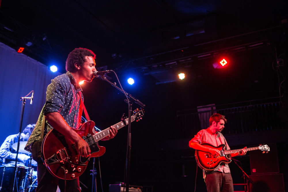 Benjamin Booker performs at The Sinclair in Cambridge, MA. (Tim Bugbee/tinnitus photography/digBoston/flickr)