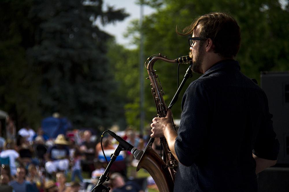 Jazz at City Park, June 5, 2016. (Kevin J. Beaty/Denverite)  city park; kevinjbeaty; denver; colorado; denverite;