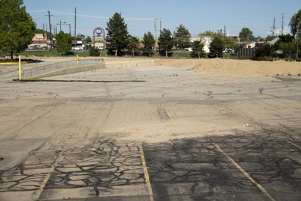 5512 Leetsdale Drive, Washington Virginia Vale. (Kevin J. Beaty/Denverite)  storage units; development; kevinjbeaty; denver; colorado; denverite; washington virginia vale;