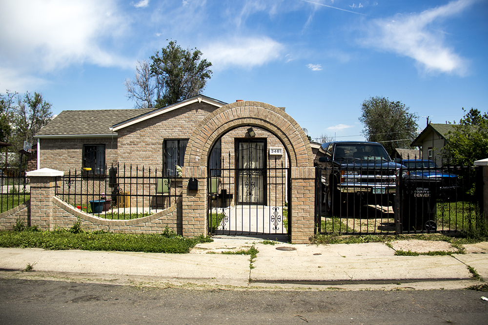 Westwood, May 31, 2017. (Kevin J. Beaty/Denverite)  westwood; denver; colorado; kevinjbeaty; denverite; residential real estate;