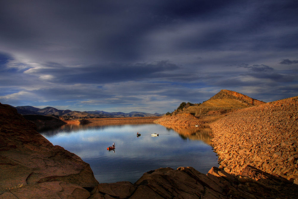 Horsetooth Reservoir (AJ Schroetlin/Flickr Creative Commons)