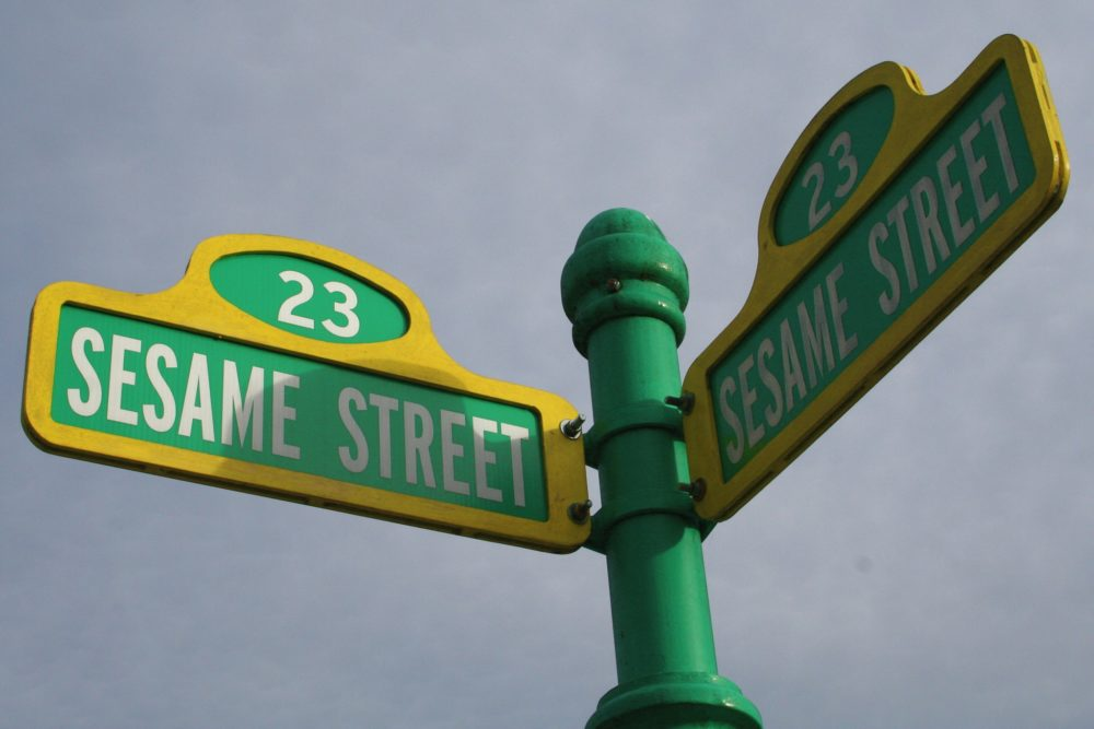 (Gavin St. Ours/Sesame Street)