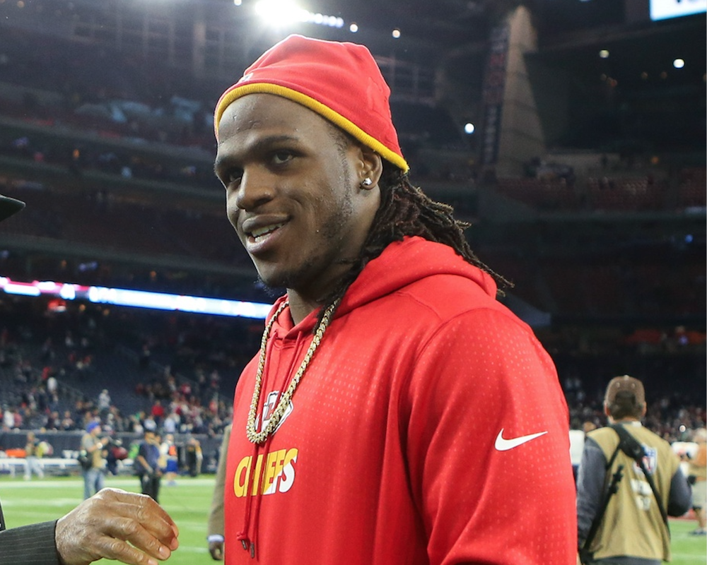 The Chiefs' doctors reportedly advised Jamaal Charles to retire. (Troy Taormina/USA Today Sports)