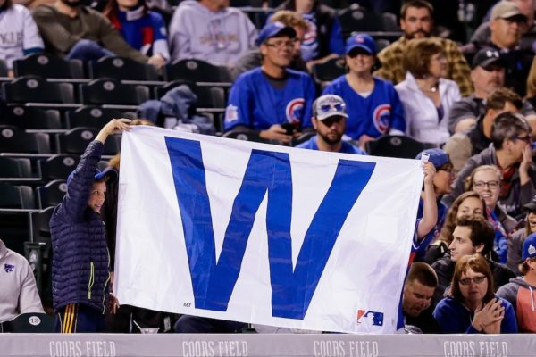 The Cubs took the second game of Tuesday's doubleheader. (Isaiah J. Downing/USA Today Sports)
