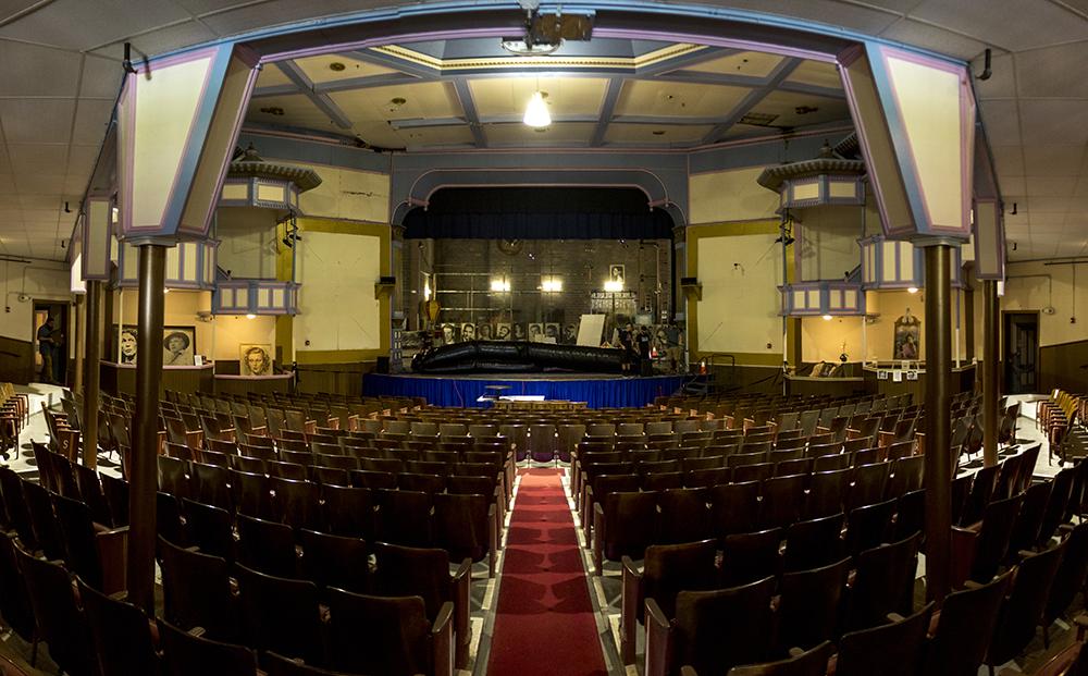 The Historic Elitch Theatre, West Highland, June 3, 2017. (Kevin J. Beaty/Denverite)  historic elitch theatre; west highland; kevinjbeaty; denver; theater; colorado; denverite;