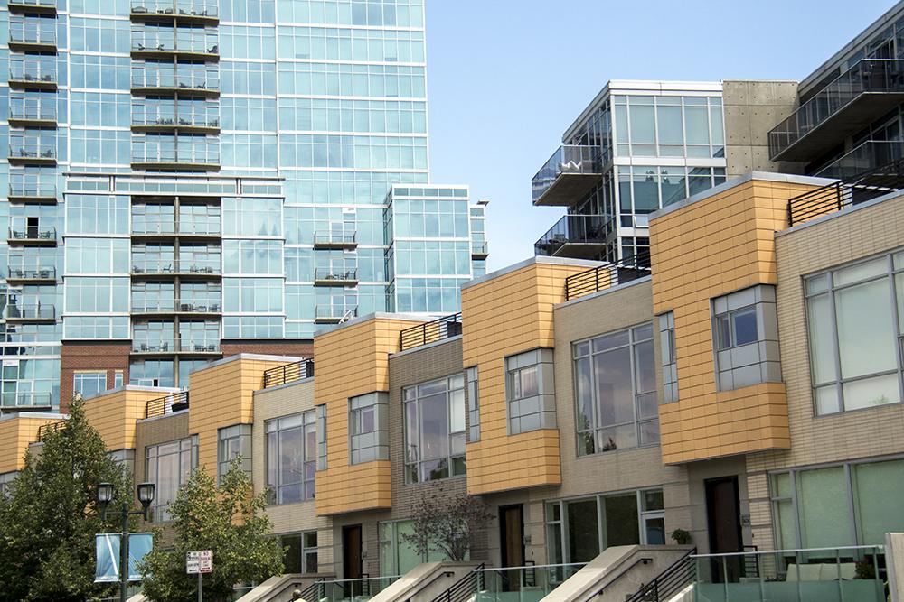 Apartments by Union Station. (Kevin J. Beaty/Denverite)  development; residential real estate; denver; denverite; colorado; kevinjbeaty