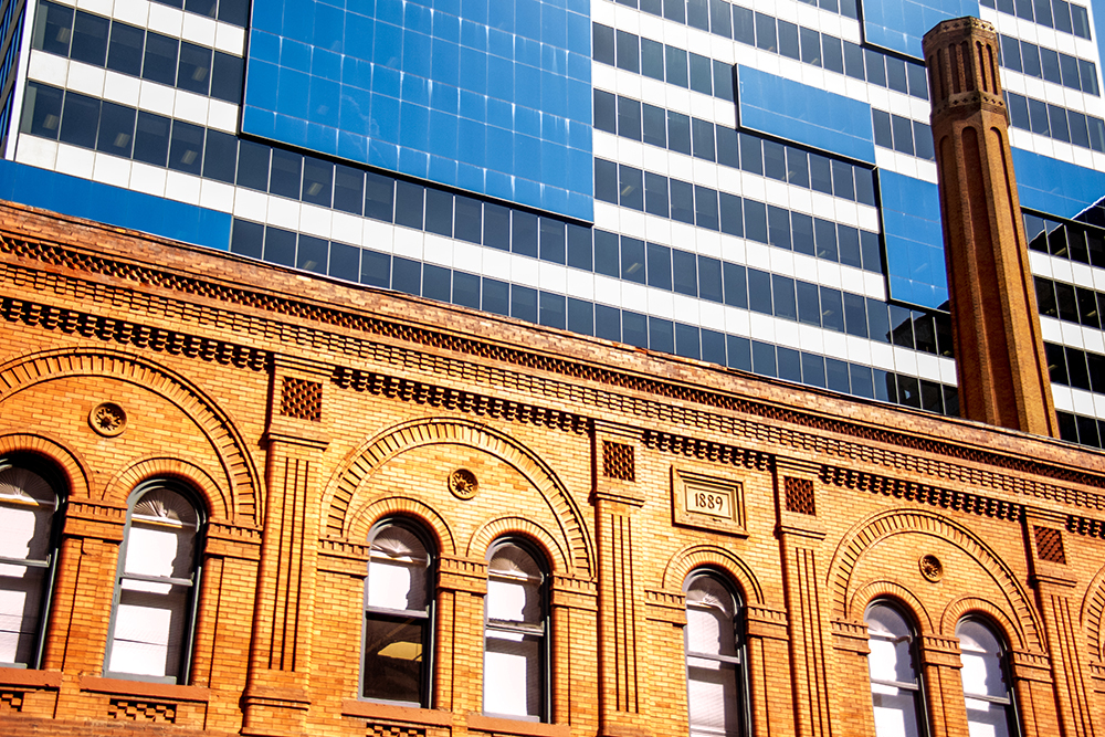The Denver City Cable Railway Company building. (Kevin J. Beaty/Denverite)