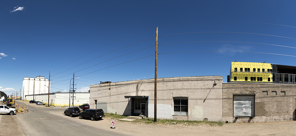 3695 Wynkoop Street, Five Points, June 14, 2017. (Kevin J. Beaty/Denverite)  Giambrocco; rino; five points; development; commercial real estate; construction; kevinjbeaty; denver; colorado; denverite;
