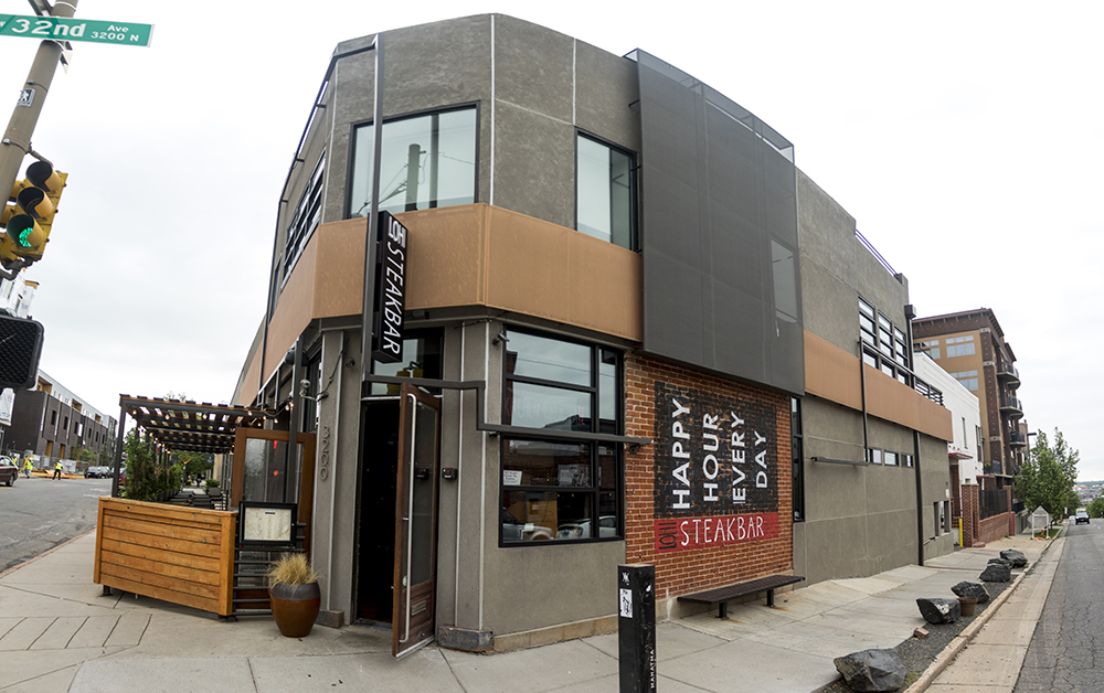LoHi Steakbar. (Kevin J. Beaty/Denverite)  denver; colorado; denverite; kevinjbeaty; lohi; food; nightlife; restaurant; highland;