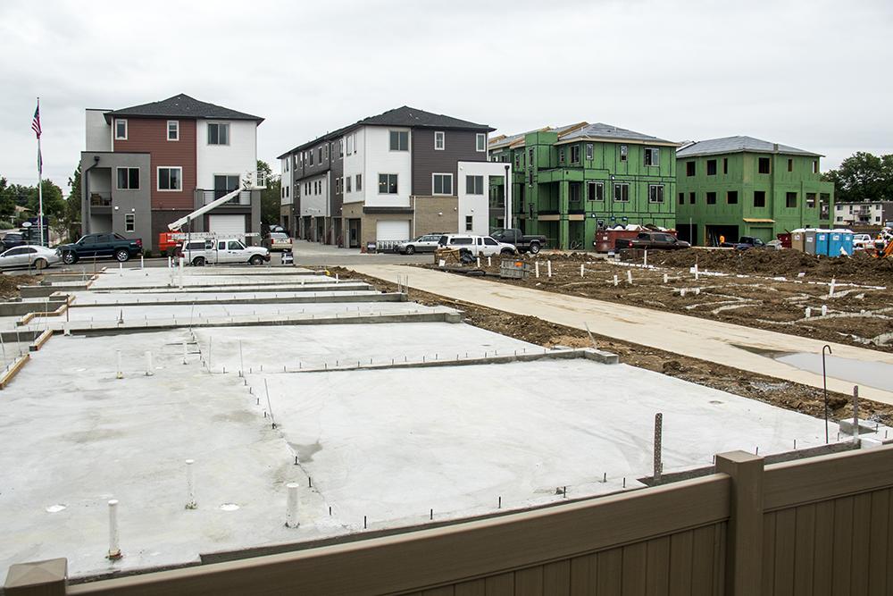 4200 E Warren Ave. (Kevin J. Beaty/Denverite)  denver; colorado; univeristy; development; kevinjbeaty; denverite;