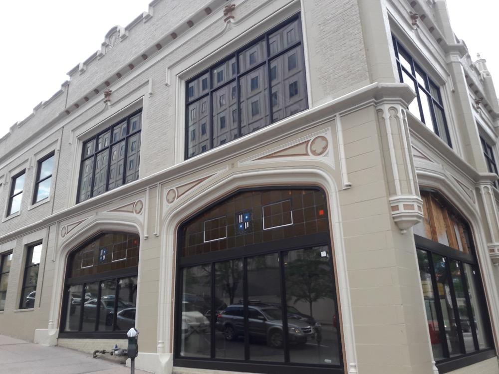 1278 Lincoln St, May 31, 2017. (Adrian D. Garcia/Denverite)