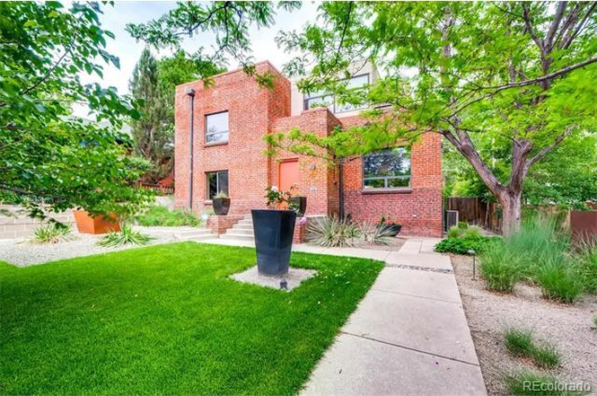 The exterior of . (Courtesy of Redfin)