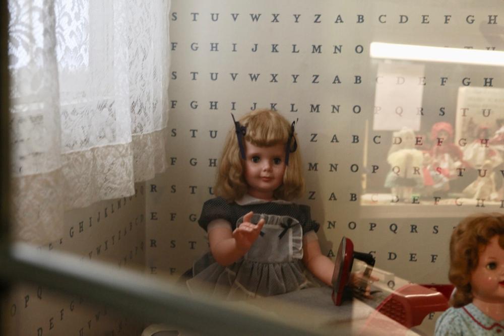 I am a doll. (Andrew Kenney/Denverite)
