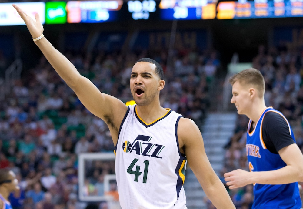 Trey Lyles will be a Nuggets. (Russ Isabella/USA Today Sports)