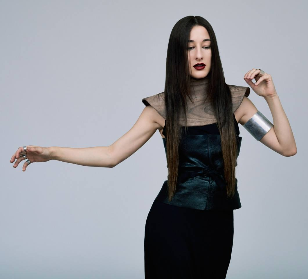 Zola Jesus. (Photo: Jeff Elston)