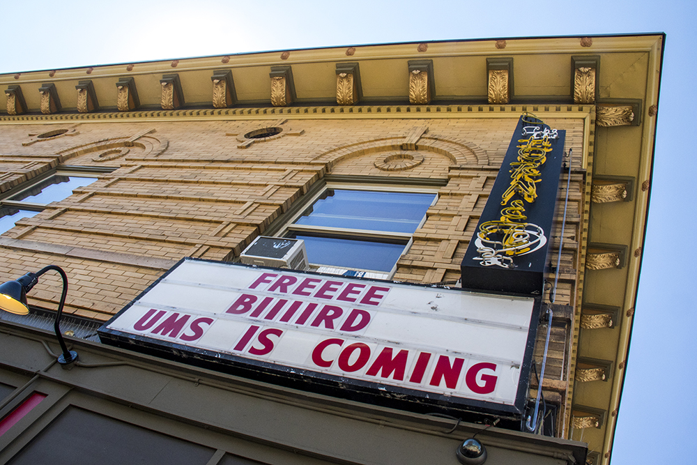 The Hornet Restaurant is stoked for the 2017 UMS. (Kevin J. Beaty/Denverite)