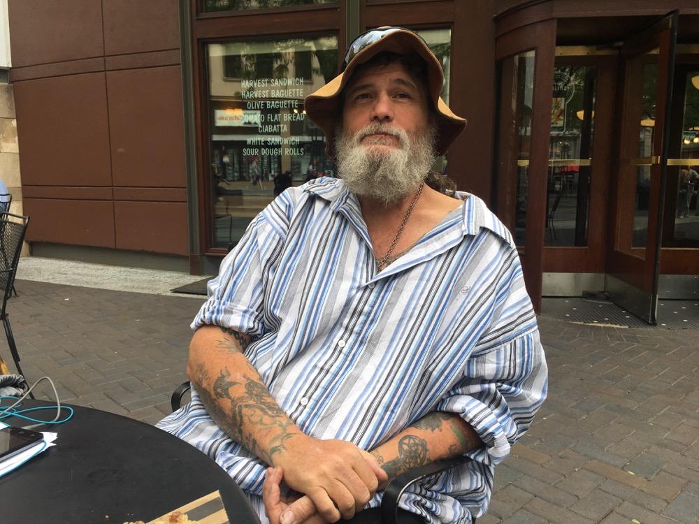 Robert Joseph. (Andrew Kenney/Denverite)