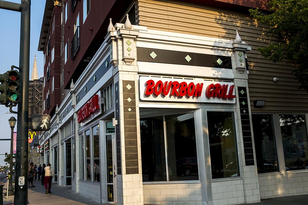 Bourbon Grill, Colfax Avenue. (Kevin J. Beaty/Denverite)  capitol hill; colfax; denver; colorado; denverite; kevinjbeaty; restaurant; commercial real estate;